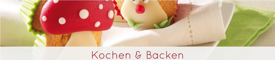 Kategorie Kochen & Backen