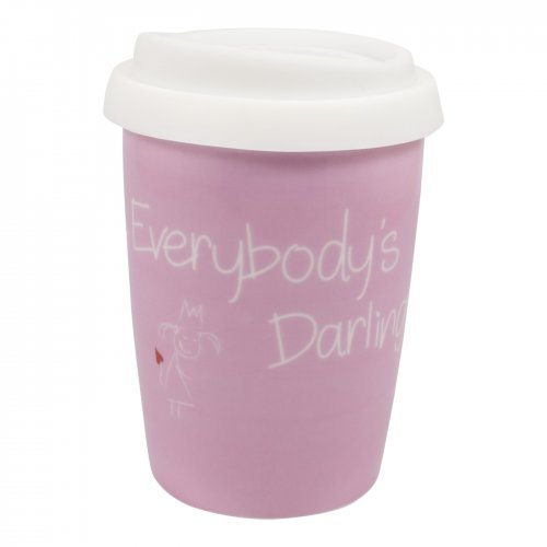 Mea-Living Coffee to Go 250 ml Becher Everybody´s Darling