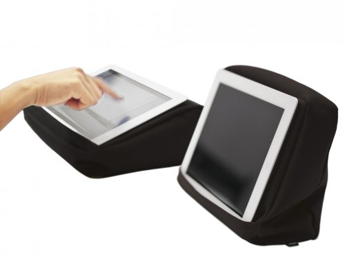 Bosign Tabletpillow Hitech 2 für iPad / Tablet-PC  schwarz
