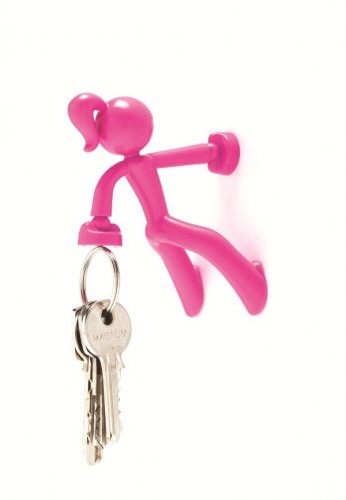 Monkey Business Key Petite pink