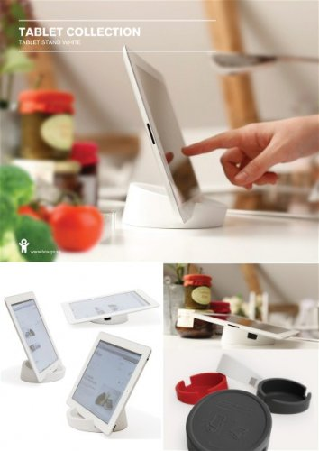 Bosign Tablet Stand gesamt Anwendung